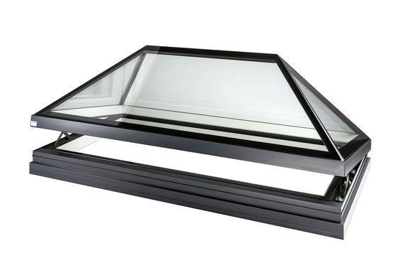 fen tre de toit pour toiture plate glazing vision paris. Black Bedroom Furniture Sets. Home Design Ideas