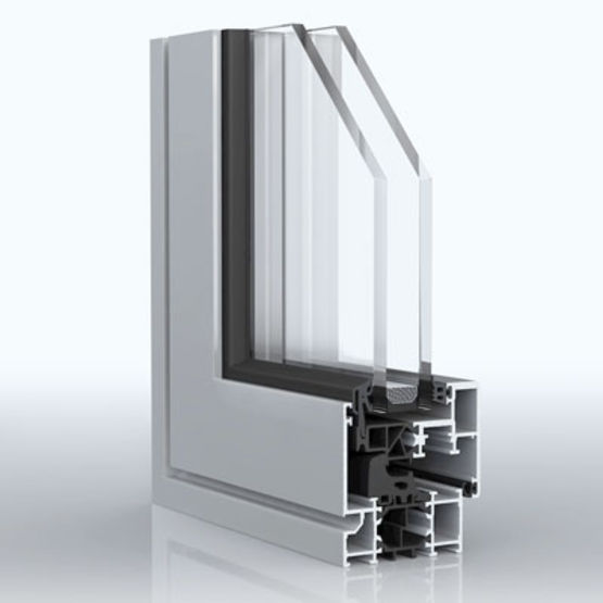 Fen tre et porte fen tre aluminium hautes performances for Fenetre et porte fenetre aluminium