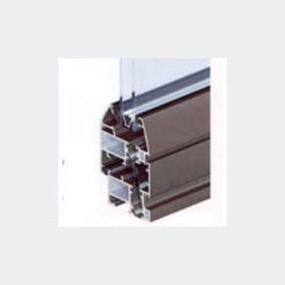 Fen tre et porte fen tre en profil s aluminium rupture for Fabricant de porte et fenetre