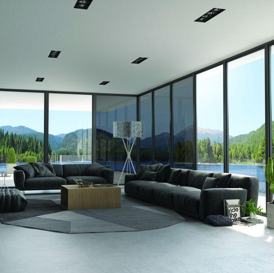 fen tres et parois interactives obscurcissantes agc. Black Bedroom Furniture Sets. Home Design Ideas