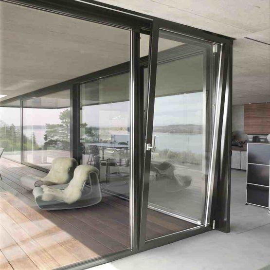 Fen tres et portes fen tres aluminium hautes performances for Chassis fenetre occasion