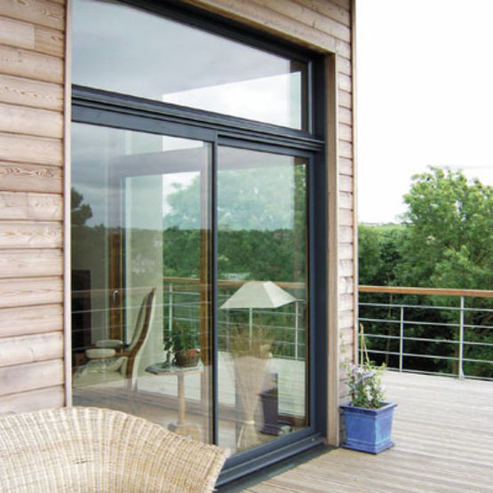 Fen tres ou portes fen tres en bois aluminium avec ou sans for Fenetre fabrication francaise