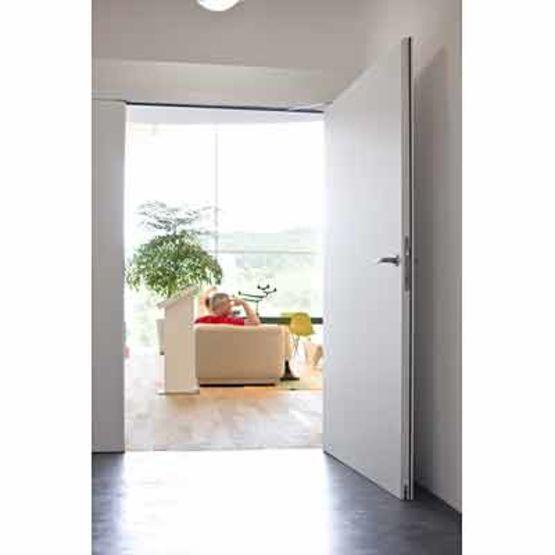 ferme porte coulisse encastrable geze. Black Bedroom Furniture Sets. Home Design Ideas