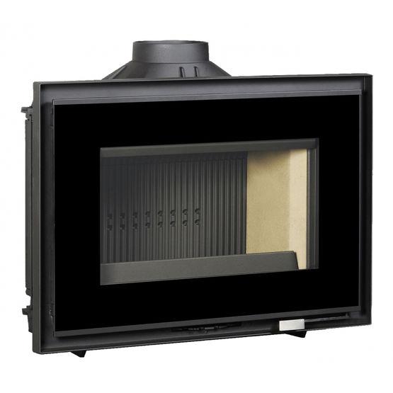 astre 90 ac vision foyer bois 10 kw tanche rt2012 batiproduits. Black Bedroom Furniture Sets. Home Design Ideas