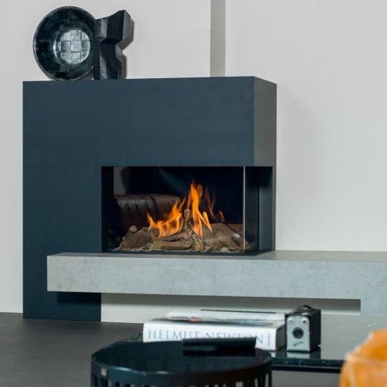 foyer chemin e gaz faber matrix effet feu de bois matrix 800 500 ii best fires. Black Bedroom Furniture Sets. Home Design Ideas
