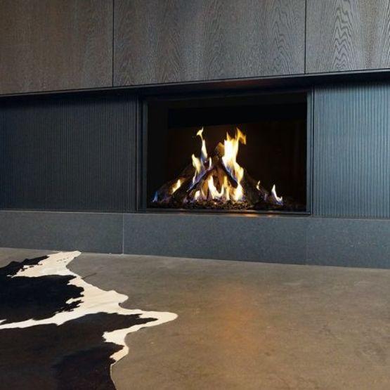 M Design Foyer Gaz : Foyers gaz pour cheminées m design true vision batiproduits