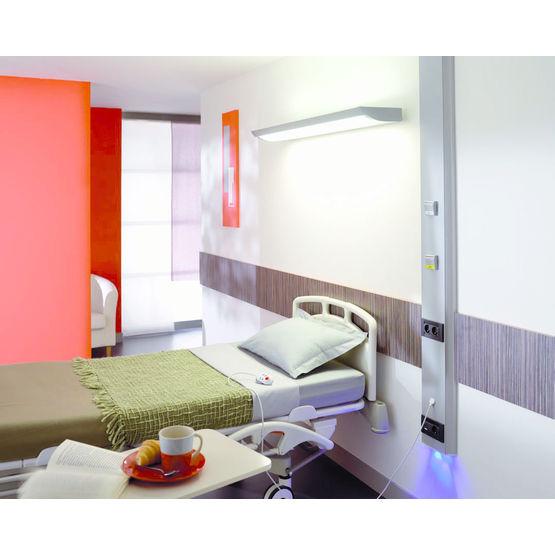 luminaire chambre hopital. Black Bedroom Furniture Sets. Home Design Ideas