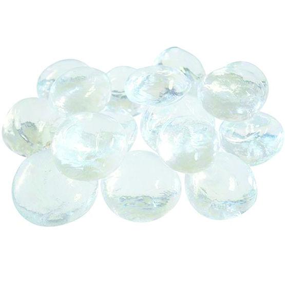 Galets de verre décoratifs pour remplissage de gabions | Pearl - La ...