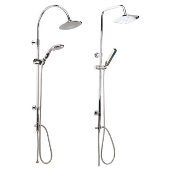 Gamme de colonnes de douche nicoll - Colonnes de douches hydromassantes ...