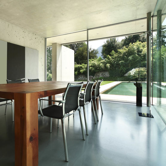 b ton cir la gamme de produits pour les surfaces en b ton cir batiproduits. Black Bedroom Furniture Sets. Home Design Ideas