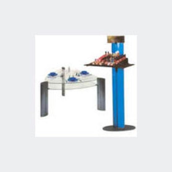Gamme de profilés pour la réalisation de mobilier | TEC / MA / AM