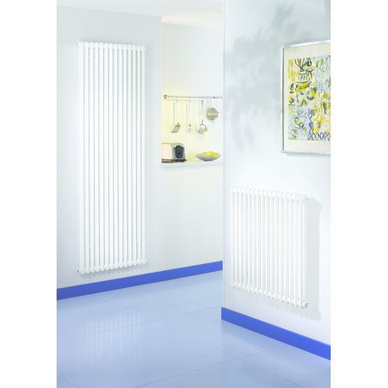 gamme de radiateurs colonnes en acier crealis id al standard chauffage. Black Bedroom Furniture Sets. Home Design Ideas