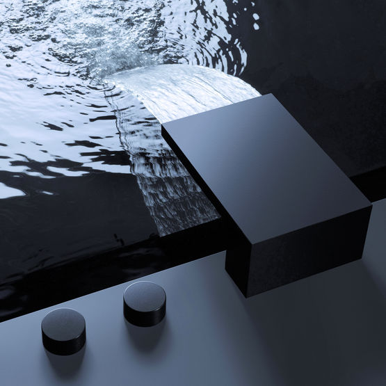 Gamme de robinetterie pur e pour salle de bain deque for Robinetterie haut de gamme pour salle de bain