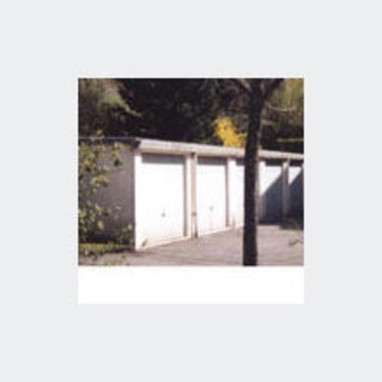 Garage Béton à Toiture Terrasse