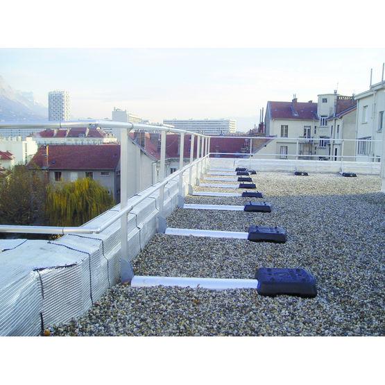 garde corps de s curit fixer sur tous supports vertic. Black Bedroom Furniture Sets. Home Design Ideas