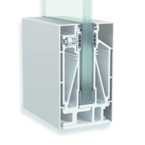 garde corps en verre tremp sans poteau avec ou sans main. Black Bedroom Furniture Sets. Home Design Ideas