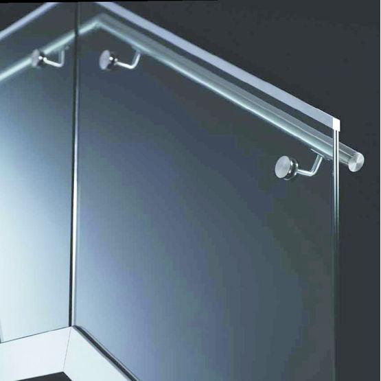 garde corps vitr pour le r sidentiel et les erp easy. Black Bedroom Furniture Sets. Home Design Ideas