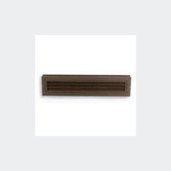 grille de porte en aluminium 461 porte renson. Black Bedroom Furniture Sets. Home Design Ideas