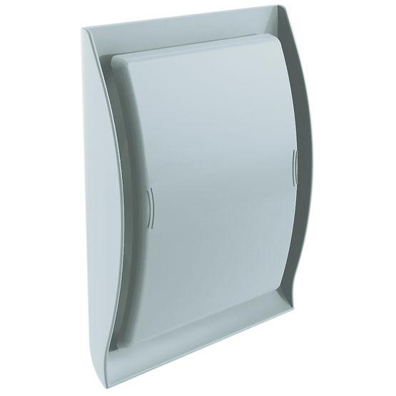 grille de ventilation aux lignes pur es en cinq coloris. Black Bedroom Furniture Sets. Home Design Ideas