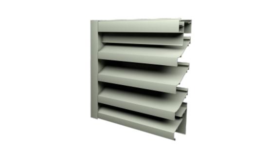 Grille de ventilation en aluminium cs france - Grille de ventilation aluminium ...