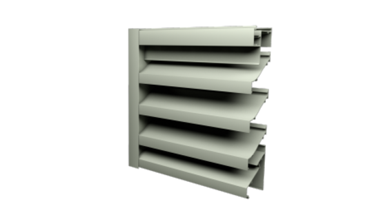 Grille de ventilation en aluminium a 4080 grille de - Grille de ventilation exterieure aluminium ...