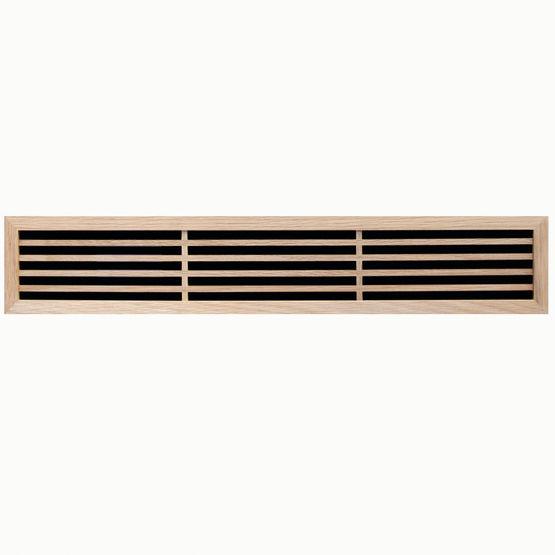 grilles de ventilation en bois massif grille en bois first plast. Black Bedroom Furniture Sets. Home Design Ideas
