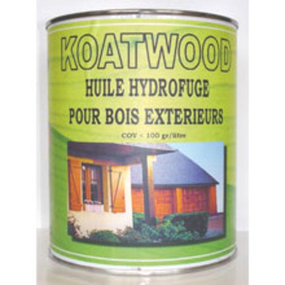 Huile Hydrofuge Pour Bois Extrieurs  Koatwood  Koatchimie