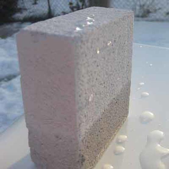 Hydrofuge incolore en phase aqueuse contre l 39 humidit sodif - Produit contre humidite mur interieur ...