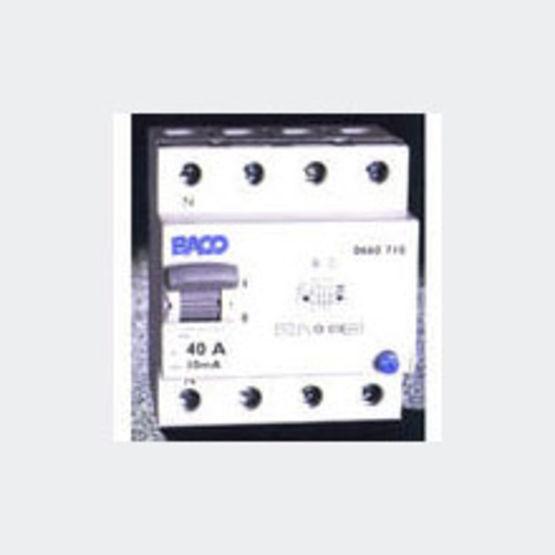 interrupteurs diff rentiels modulaires pour courant alternatif ou continu puls interguard baco. Black Bedroom Furniture Sets. Home Design Ideas