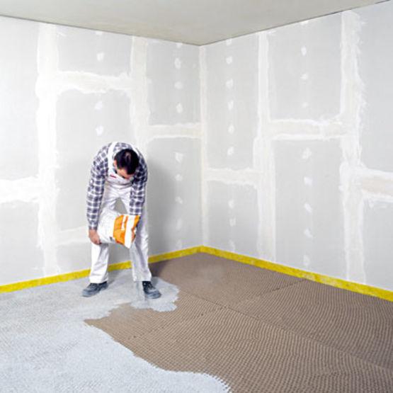 isolant acoustique alv olaire en plaque pour plancher bois fermacell nid d 39 abeille fermacell. Black Bedroom Furniture Sets. Home Design Ideas