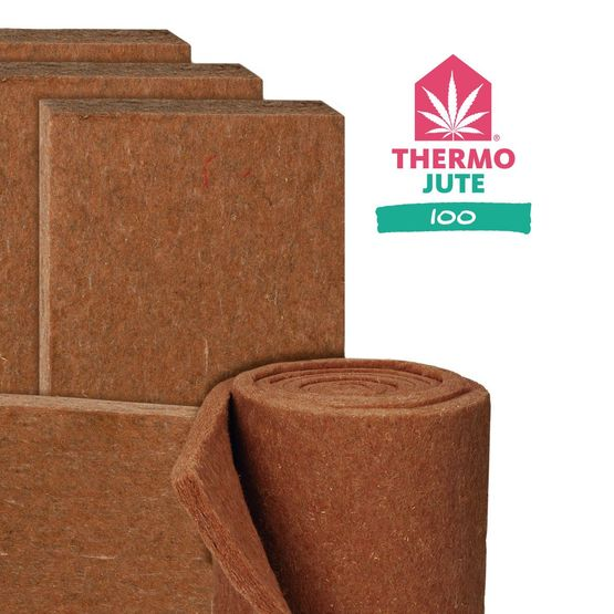 isolant en fibres de jute recycl es thermo natur. Black Bedroom Furniture Sets. Home Design Ideas