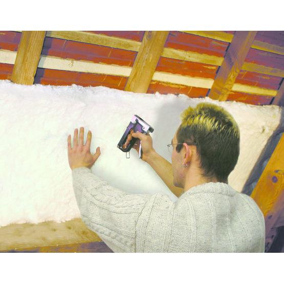 isolant en laine de coton pour combles et planchers isoa isolation. Black Bedroom Furniture Sets. Home Design Ideas
