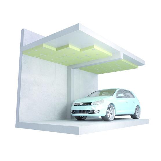 isolant en panneau rapporter sous dalle termosoudalle rei knauf insulation. Black Bedroom Furniture Sets. Home Design Ideas