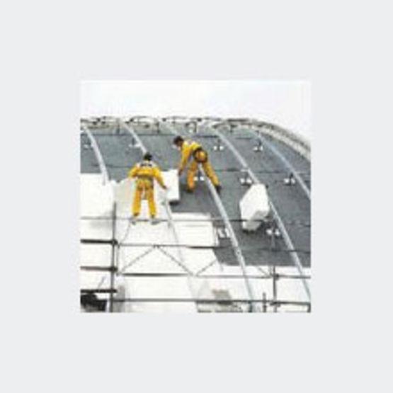 Isolant En Polystyrne Expans Pour Toiture Terrasse Accessible