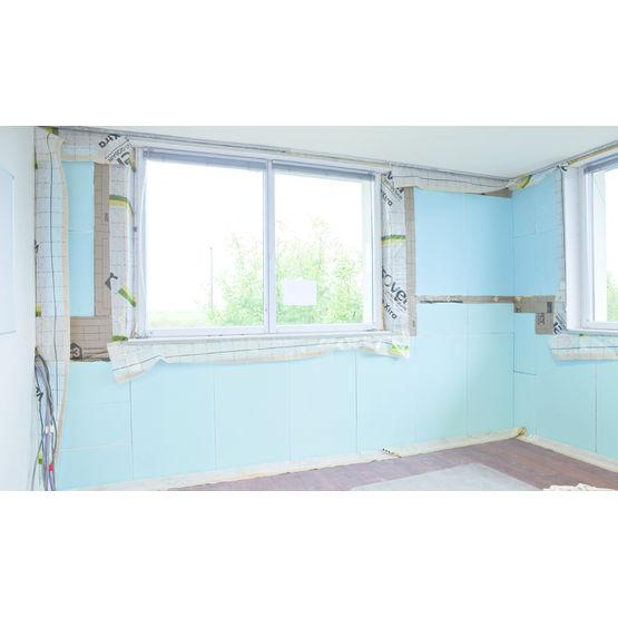 isolant en poudre de silice sous vide pour murs p riph riques isovip isover. Black Bedroom Furniture Sets. Home Design Ideas