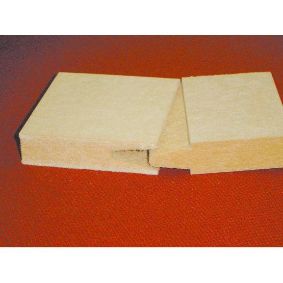 Isolant thermique de grande r sistance pour murs ou for Isolant pour mur exterieur