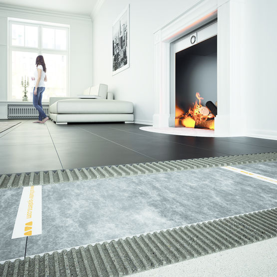 Carrelage design isolant sous carrelage moderne design for Isolation phonique sol carrelage