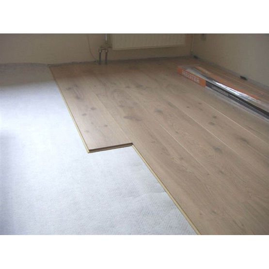 Isolation acoustique sous chape ou parquet phonisol for Isolation acoustique sous carrelage