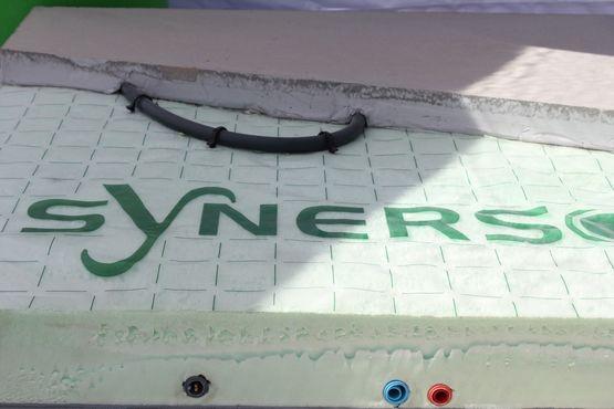 Isolation des sols par polyur thane proj t synersol isolege mk2 syneri - Isolation polyurethane projete prix ...
