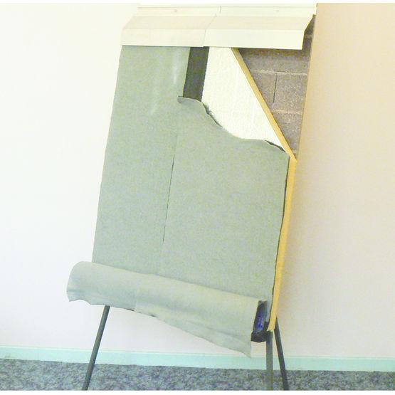 isolation par l 39 ext rieur de murs enterr s somdrain rt5. Black Bedroom Furniture Sets. Home Design Ideas