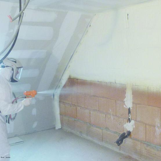 Isolation thermique haute densit pour murs isotrie 340 for Isolation thermique mur