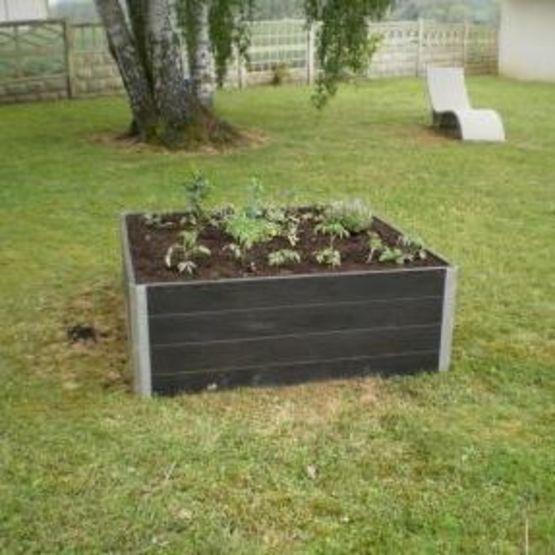 jardini re sans fond en b ton fibr haute performance batiproduits. Black Bedroom Furniture Sets. Home Design Ideas