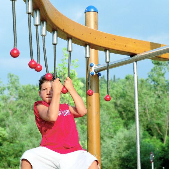 Jeux D Equilibre Pour Enfants De 8 A 12 Ans Elastico Pro Urba