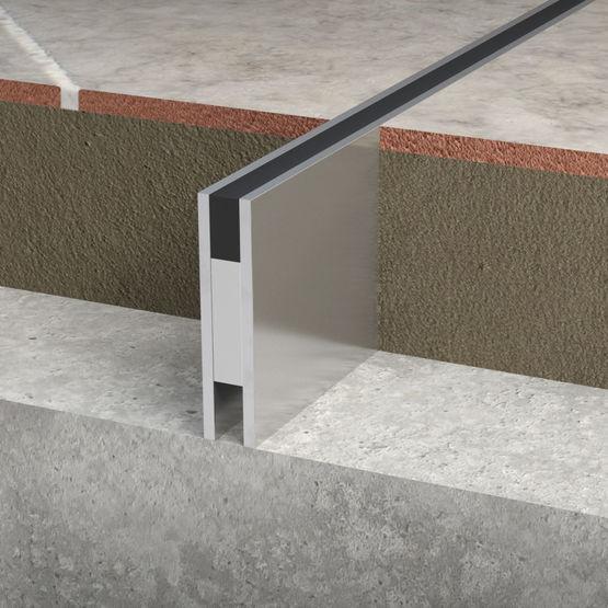 joint de fractionnement pose scell e joints de fractionnement gv2 veda france. Black Bedroom Furniture Sets. Home Design Ideas