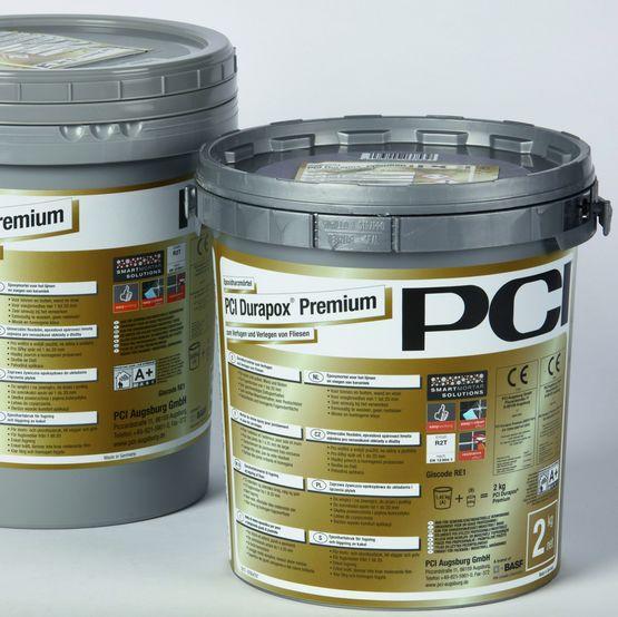 PCI Durapox Premium : Joint époxy facile à poser pour carrelage - Batiproduits