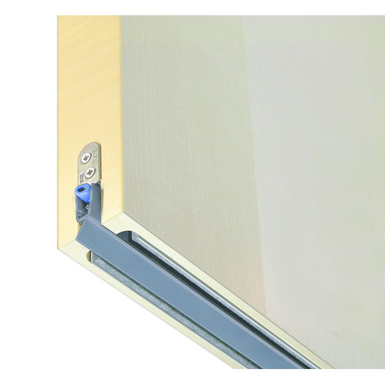 Joints isolant abaissement pour bas de porte mine s v for Isolation porte coulissante