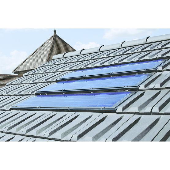 kit photovolta que avec capteurs et onduleur imerys toiture. Black Bedroom Furniture Sets. Home Design Ideas