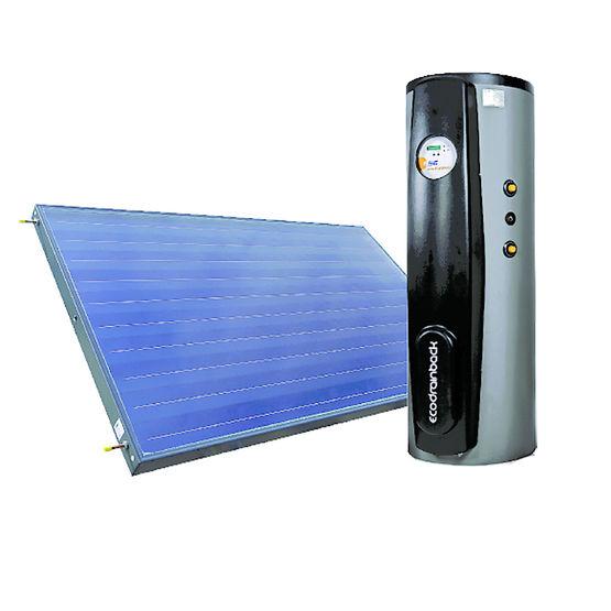 kit solaire thermique capteurs autovidangeables. Black Bedroom Furniture Sets. Home Design Ideas