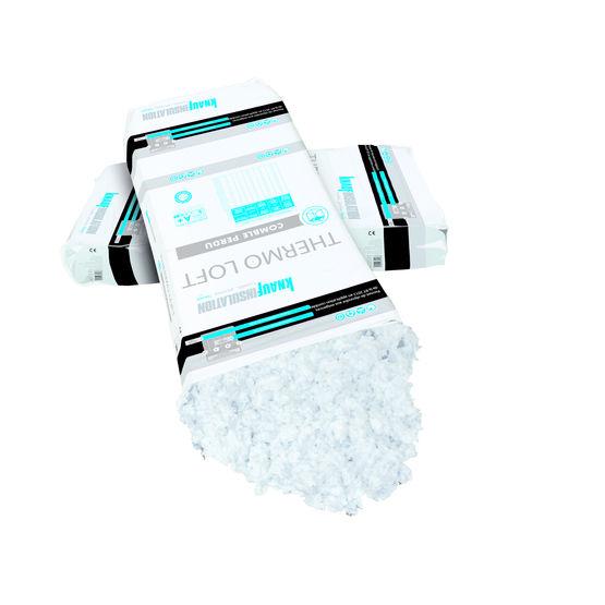 laine min rale souffler pour combles perdus thermo loft knauf insulation. Black Bedroom Furniture Sets. Home Design Ideas