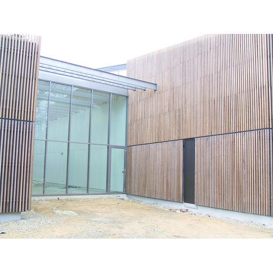 lame claire voie en bois r tifi pour murs ext rieurs retilam retiwood. Black Bedroom Furniture Sets. Home Design Ideas